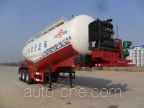 JAC Yangtian CXQ9400GFLE medium density bulk powder transport trailer