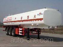 JAC Yangtian CXQ9400GHYA chemical liquid tank trailer