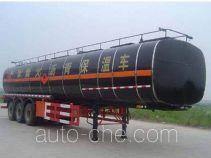 江淮扬天牌CXQ9400GLYBW型沥青保温运输半挂车
