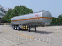 江淮扬天牌CXQ9400GRH型润滑油罐式运输半挂车