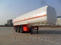 JAC Yangtian CXQ9400GRYB flammable liquid tank trailer