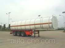 JAC Yangtian CXQ9400GRYF flammable liquid tank trailer