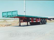 JAC Yangtian CXQ9400TJZP container carrier vehicle