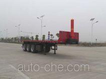 JAC Yangtian CXQ9400ZZXP flatbed dump trailer