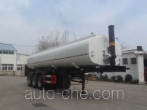 JAC Yangtian CXQ9401GFLF medium density bulk powder transport trailer