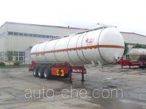 江淮扬天牌CXQ9401GYS型液态食品运输半挂车