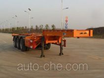 JAC Yangtian CXQ9401TJZGE container transport trailer