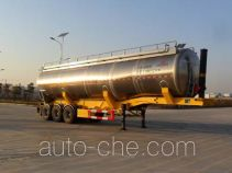 JAC Yangtian CXQ9402GFLA low-density bulk powder transport trailer