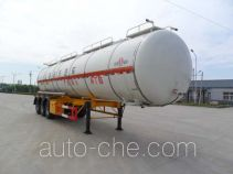 JAC Yangtian CXQ9402GRY flammable liquid tank trailer