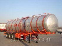 JAC Yangtian CXQ9403GHYA chemical liquid tank trailer