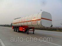 JAC Yangtian CXQ9403GRYBW flammable liquid tank trailer