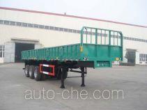 江淮扬天牌CXQ9403Z型自卸半挂车