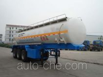JAC Yangtian CXQ9404GHYA chemical liquid tank trailer