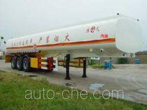 JAC Yangtian CXQ9405GHY chemical liquid tank trailer