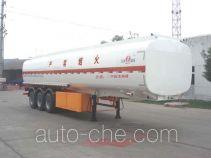 JAC Yangtian CXQ9405GHYA chemical liquid tank trailer