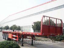 江淮扬天牌CXQ9405P型平板式半挂车