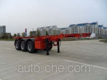 JAC Yangtian CXQ9405TJZG container transport trailer