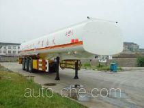 JAC Yangtian CXQ9406GHY chemical liquid tank trailer