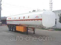 JAC Yangtian CXQ9406GHYA chemical liquid tank trailer