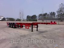 JAC Yangtian CXQ9406TJZG container transport trailer