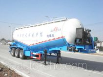 JAC Yangtian CXQ9407GFL medium density bulk powder transport trailer