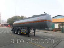 江淮扬天牌CXQ9407GFW型腐蚀性物品罐式运输半挂车