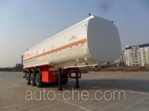 JAC Yangtian CXQ9407GRY flammable liquid tank trailer