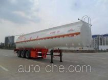 JAC Yangtian CXQ9408GRY flammable liquid tank trailer