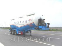 JAC Yangtian CXQ9409GFL low-density bulk powder transport trailer