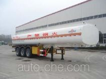 JAC Yangtian CXQ9409GRY flammable liquid tank trailer