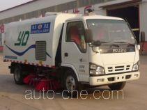 永康牌CXY5063TSLG4型扫路车