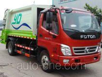 Yongkang CXY5081ZYSG5 garbage compactor truck