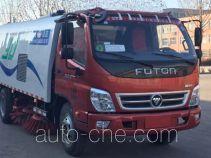 Yongkang CXY5100TXSG5 street sweeper truck