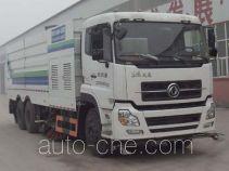 Yongkang CXY5251TXS street sweeper truck
