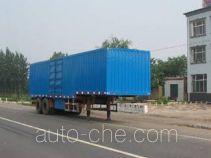 Yongkang CXY9210XXY box body van trailer