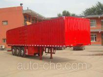 Yongkang CXY9341XXY box body van trailer