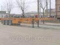 永康牌CXY9370TJZG型集装箱运输半挂车