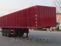 Yongkang box body van trailer
