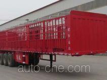 永康牌CXY9390CCY型仓栅式运输半挂车