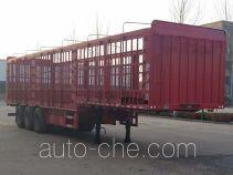 永康牌CXY9391CCY型仓栅式运输半挂车