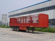 永康牌CXY9393CLX型仓栅式运输半挂车