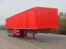 Yongkang CXY9400XXY box body van trailer