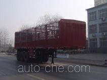 永康牌CXY9403CLX型仓栅式运输半挂车