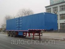 Yongkang CXY9392XXY box body van trailer