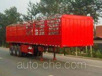 永康牌CXY9400CCYA型仓栅式运输半挂车