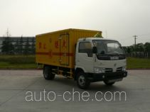 Saifeng CYJ5070XQYDT explosives transport truck