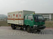 Saifeng CYJ5090XQYDG explosives transport truck