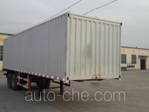 Longyida CYL9350XXY box body van trailer