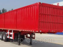 Longyida CYL9400XXY box body van trailer
