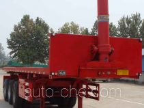 Longyida CYL9400ZZXP flatbed dump trailer